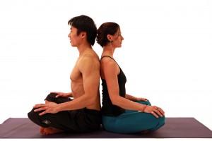 Partner Yoga with Elysabeth Williamson